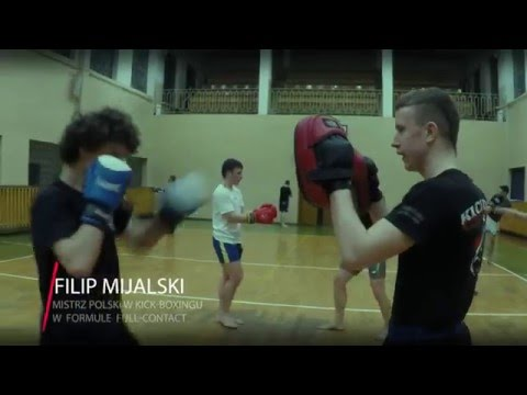 Filip Mijalski - Short view - KSW Start Częstochowa