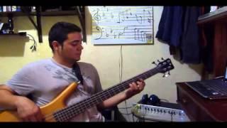 Amor y control - Ruben blades - Bajo, Christian Valencia
