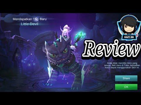 Review Skin Irithel - Little Devil || Mobile Legend Indonesia