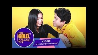 LOVE DETECTOR O LIE DETECTOR KYCINE?! | The Gold Squad