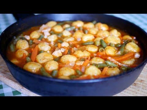 ЗА 20 минут ВКУСНЕЙШИЙ УЖИН ГОТОВ. На сковороде вкусное блюдо из курицы