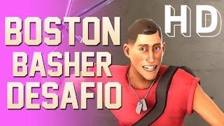 DESAFIO Boston Basher - Team Fortress 2