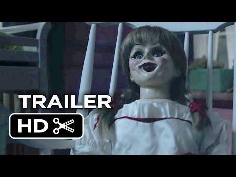 Annabelle Official Teaser Trailer #1 (2014) - Horror Movie HD
