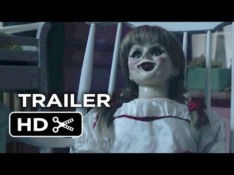 Trailer do filme Annabelle