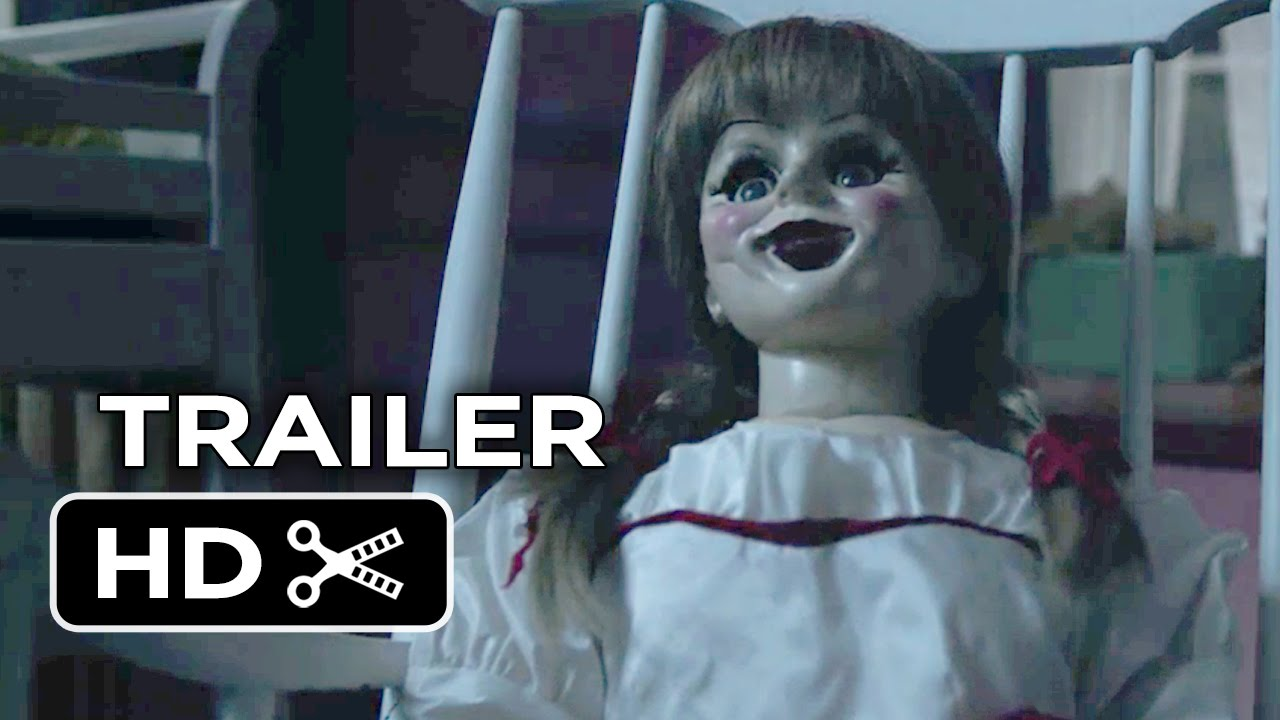 Annabelle Official Teaser Trailer 1 2014 Horror Movie Hd Youtube