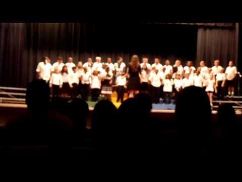 3rd Grade Concert @ Crestwood Intermediate