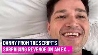How did Danny from The Script get revenge on his ex?! | Hits Radio