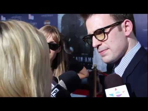 Movie Premiere: Captain America The First Avenger