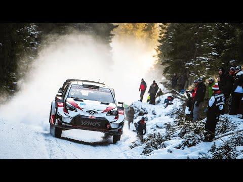 CHALLENGES of Rally Sweden