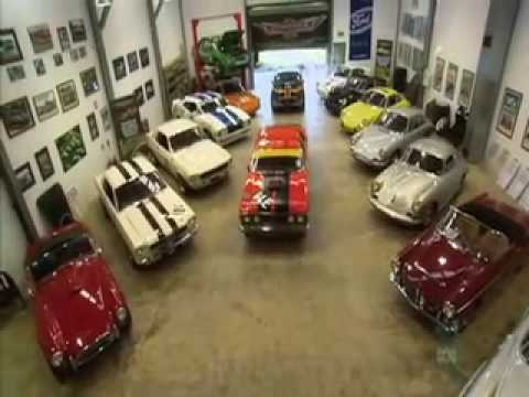 Bowden S Car Collection