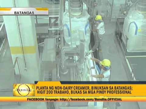 More than 200 jobs open in new Batangas factory