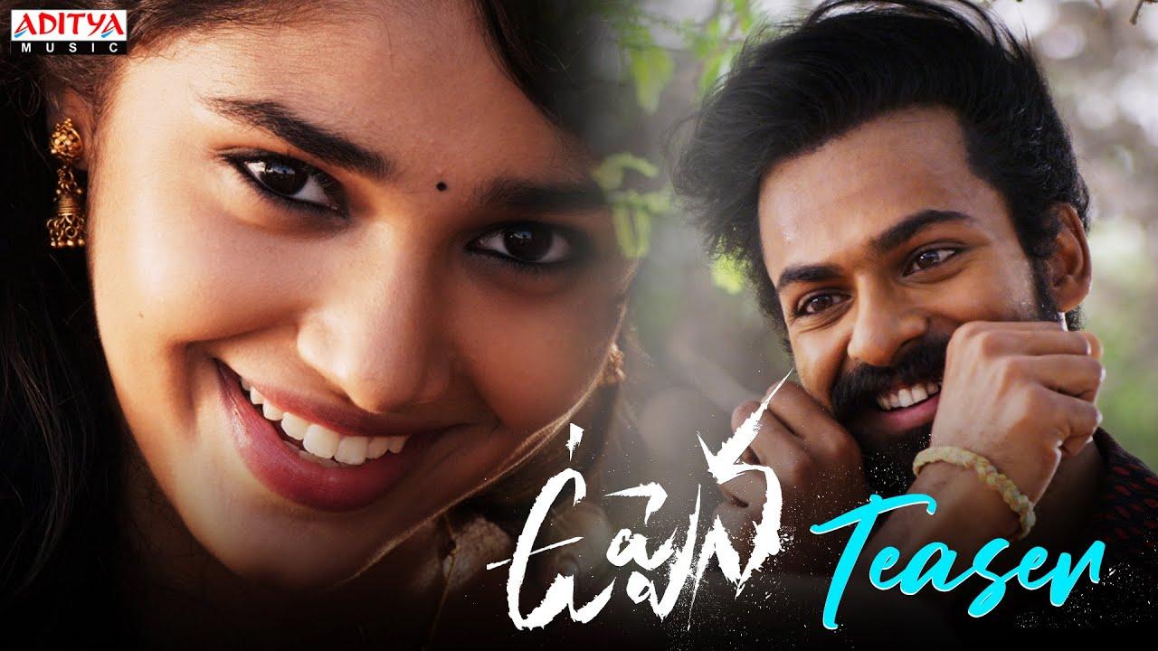 Download #Uppena Movie Teaser | Panja Vaisshnav Tej | Krithi Shetty | Vijay Sethupathi | Buchi Babu | DSP