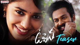 #Uppena Movie Teaser | Panja Vaisshnav Tej | Krithi Shetty | Vijay Sethupathi | Buchi Babu | DSP