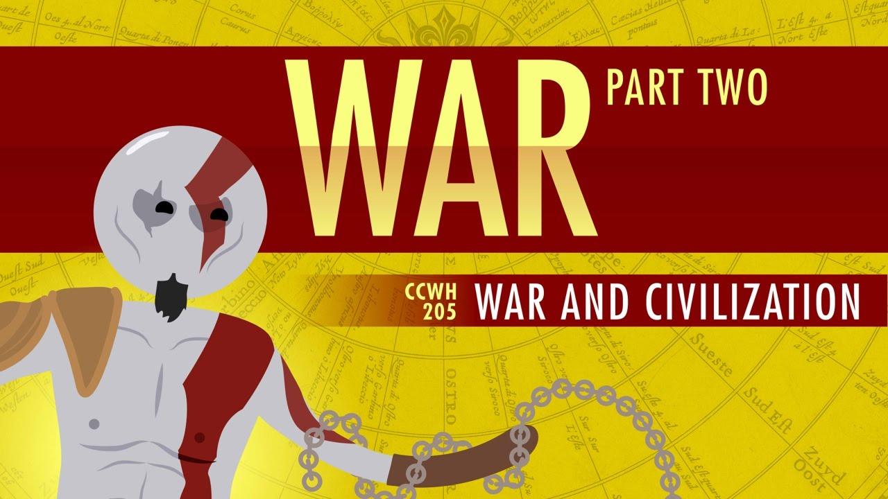 War And Human Nature Crash Course