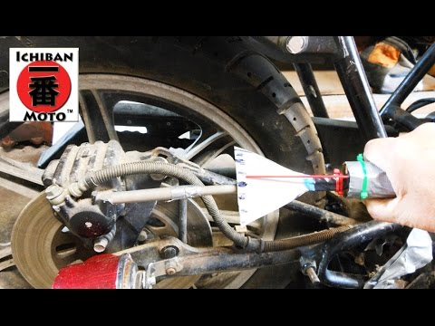 How To Make A Vibrating Parts Tumbler Rust Remover And