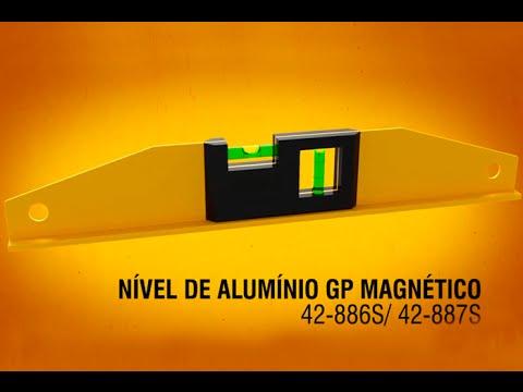 Stanley - Níveis de Alumínio 42-887S / 42-886S