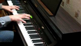 One Republic - Apologize - Piano Solo - Revisited