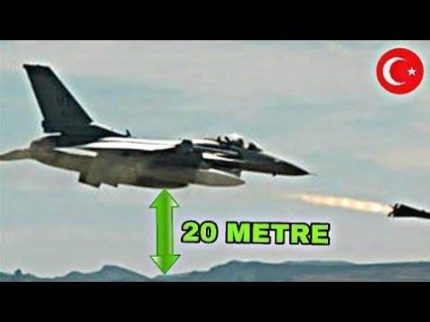 Türk Pilotun Dünya Tarihine Geçen Muazzam Hareketi(AFRİN)