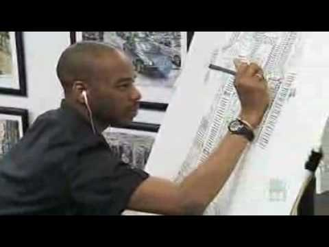 Autism means art for Stephen Wiltshire