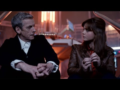 Am I a good man? - Into the Dalek: Preview - Doctor Who: Series 8 Episode 2 (2014) - BBC One