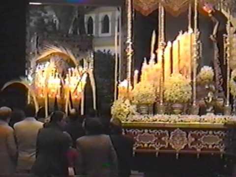 Hermandad borriquita y del cautivo de dos hermanas 1998 - Polveros en dos hermanas ...