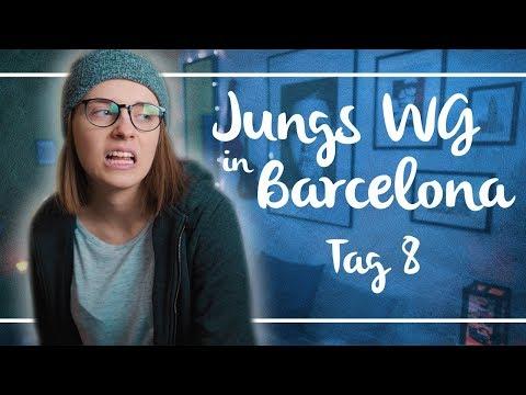 EKELHAAAFT!! Jungs WG in BARCELONA |Tag8| Annikazion