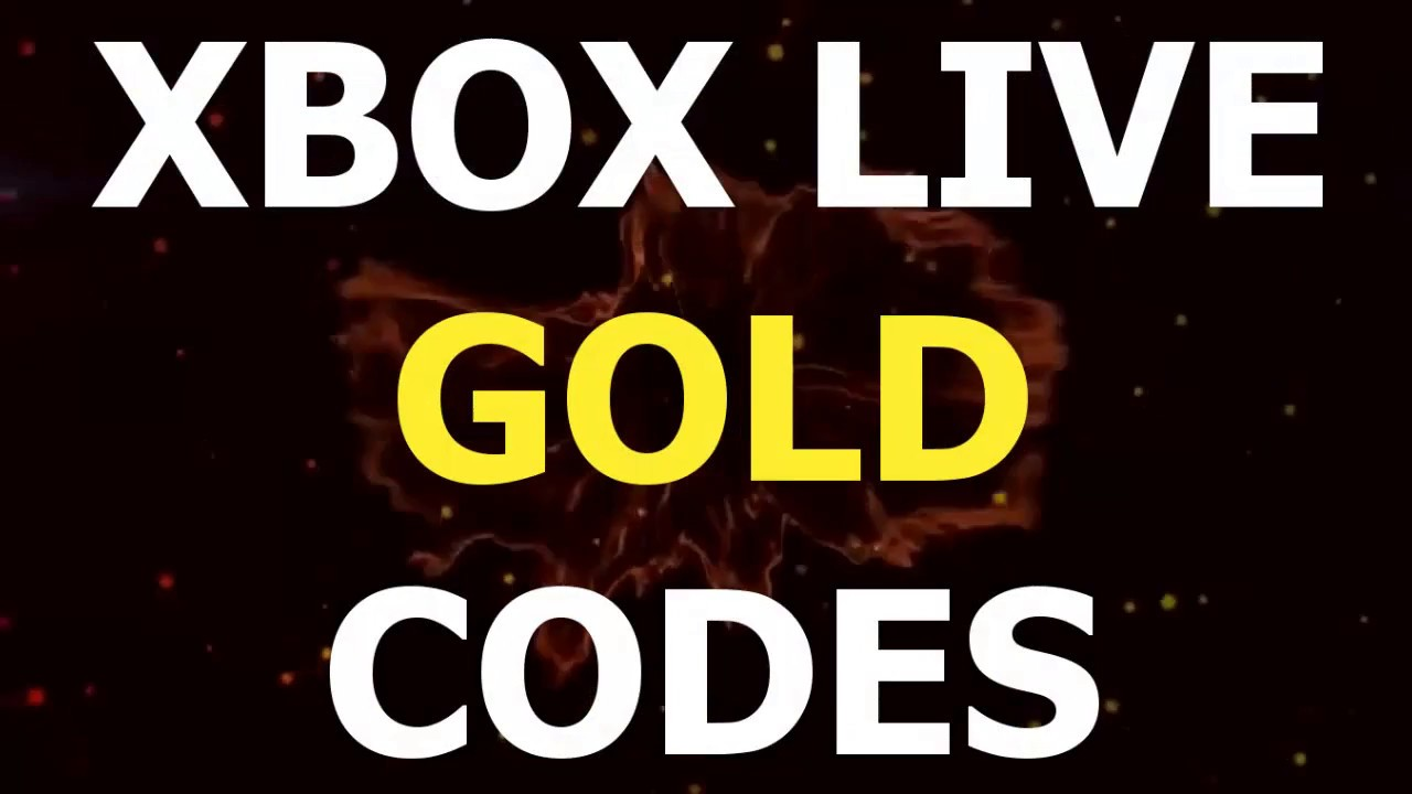 how to xbox live gold