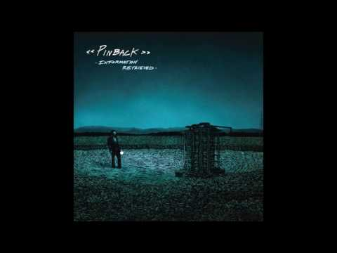 PINBACK Information Retrieved [full album]