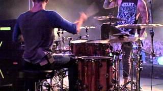 """Matt Greiner """"WHITE WASHED"""" (drum cam) @ iMatter Festival"""