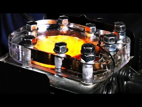 See Through Engine - 4K Slow Motion Visible Combustion ( S1 • E1 )