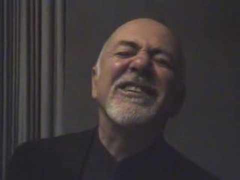 Giorgio Faletti saluti agli Artisti di RB Casting.com