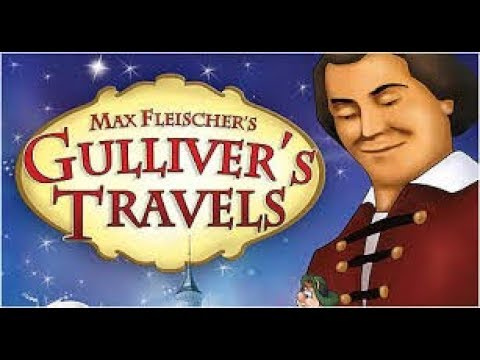 Gulliver's Travels 1939 Animation Full Movie High Quality HD