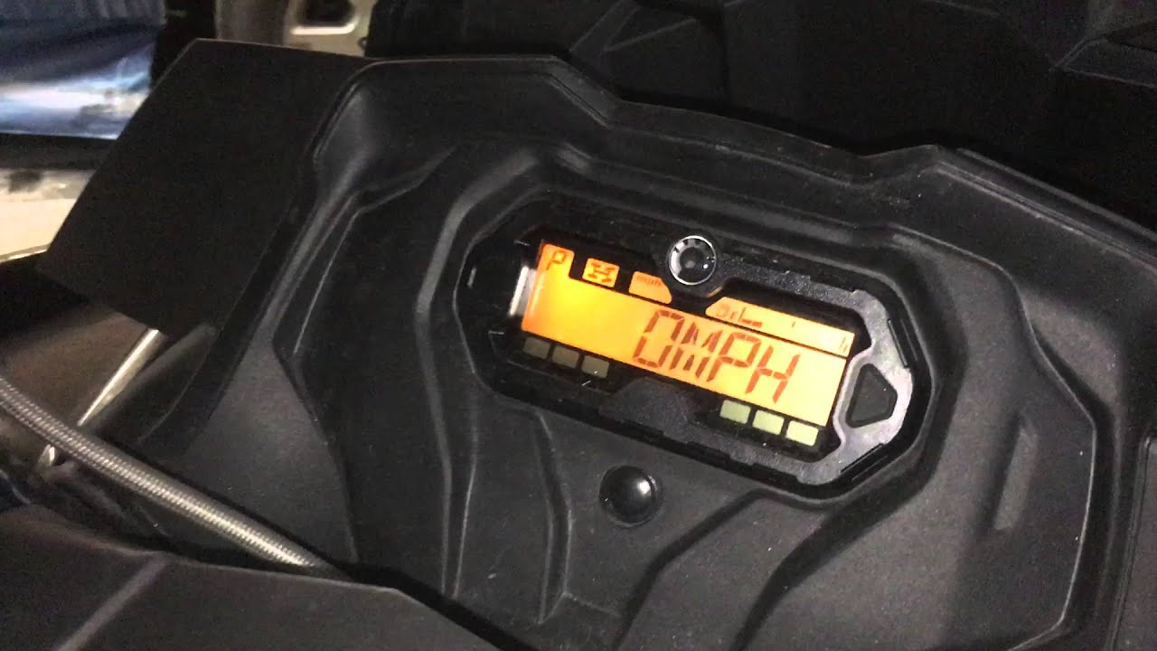 2016 can-am throttle problems xmr 570