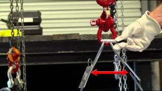 Crosby Rigging Tips - Screw Pin Shackle Basics - Metric