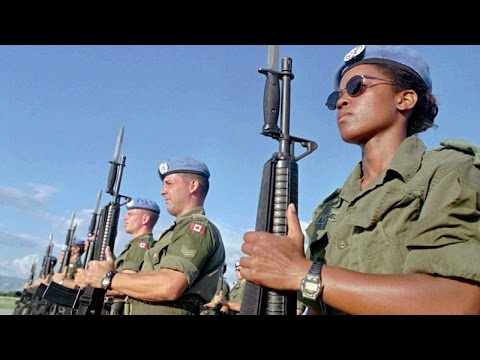 Liberals commit to UN peacekeeping mission - destination unknown