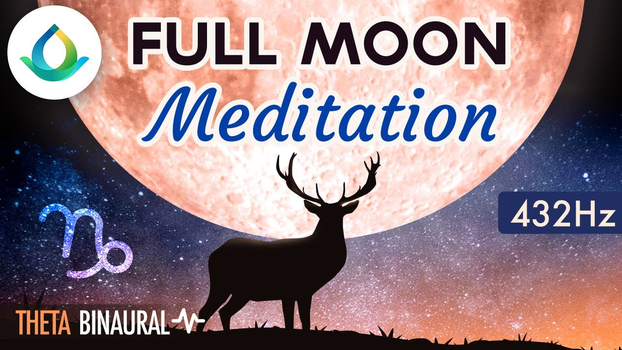 The Full Buck Moon & Lunar Eclipse Tell Us To Let Go Of Our Limits