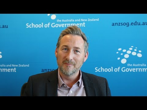 ANZSOG's Executive Fellows Program: Program Director Robin Ryde talks about the benefits