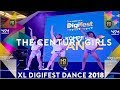 The Century Girls I @XL Axiata DIGIFEST Dance Competition [@Neoskylight_media]2018