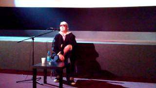 XI Санкт-Петербургский Международный Книжный Салон - о фильме «КАЛИНА КРАСНАЯ»(1)