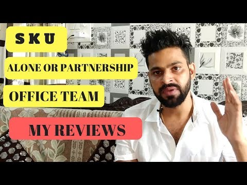 SKU,ABOUT OFFICE, EMPLOYEE, PARTNERSHIP,HOW TO DO, MY REVIEWS