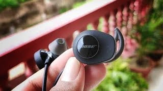 Bose Soundsport Wireless | Full Detailed Review In Hindi | Worth Rs 13,275 ?