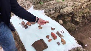 Paestum, case in legno e grandi templi: le nuove scoperte degli scavi in corso