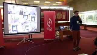 Дмитрий Кириллов. Cerevrum Inc. Виртуальная реальность в корпоративном обучении на примере Сбербанка