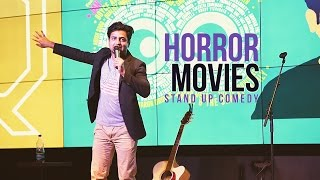 Horror Movies & Ghosts - Stand Up Comedy by Kenny Sebastian