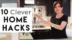 10 Clever Home Hacks   Interior Design