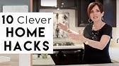 10 Clever Home HacksInterior Design