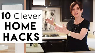 INTERIOR DESIGN | 10 Clever Home HACKS (Part One)