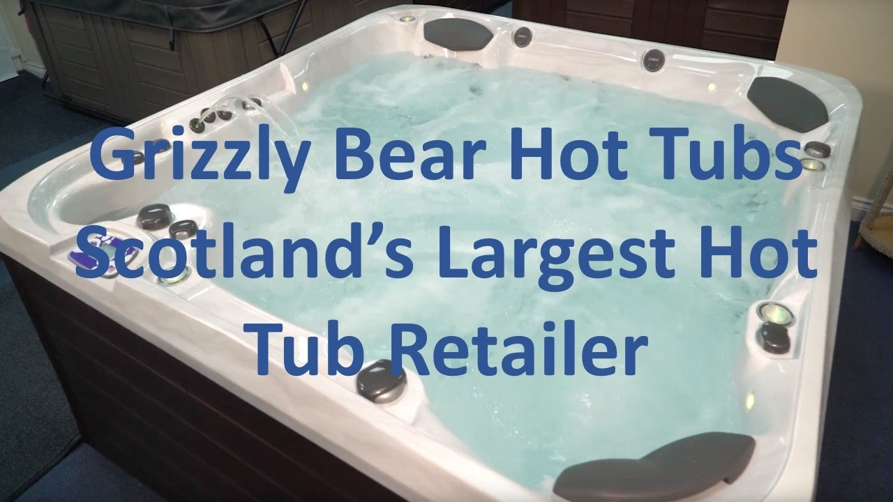 Grizzly Bear Hot Tubs - Scotland\'s Largest Hot Tub Retailer - Fusion ...