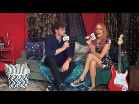 Vance Joy Interview at Lollapalooza 8/5/2017