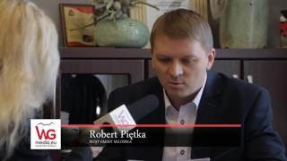 Wywiad z Wójtem Gminy Milówka Robertem Piętką